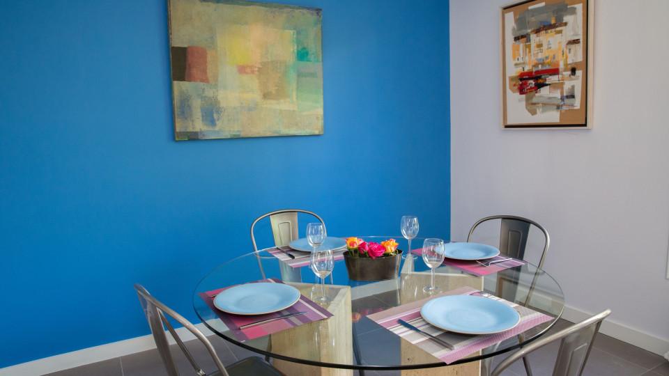 Cuisine épurée à Neuilly par Laurence Garrisson